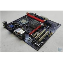 Emachine ET1831 Motherboard MCP73VT-PM V:1.2 w/Intel Pentium Dual Core 2.7GHz PC