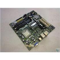 Dell Inspiron 530 0FM586 FM586 Motherboard w/ CPU Intel Core 2 Quad 2.4 GHz