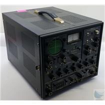 Cushman CE-4 Communication Service Monitor w/ 301A Oscilloscope & 317 AM/FM Mod.