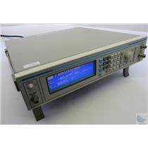 Marconi 2024 9Khz - 2.4Ghz Signal Generator OPT 100 POWERS ON SEE DESCRIPTION