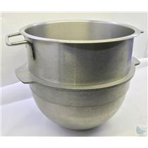RN 30-75m 30 Qt Mixing Bowl Stainless Steel