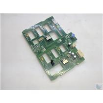 "Dell PowerEdge T620 0M05TM M05TM 8x 3.5"" SATA Hard Drive HDD Bay Backplane"