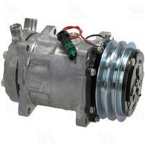 AC Compressor SD7H15 2 Groove (1 Year Warranty) Reman 58700