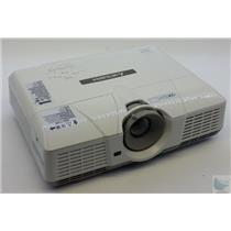 Mitsubishi XD510U DLP Projector 760 Hours - Tested & Working