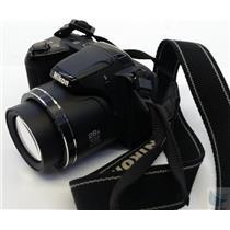 Nikon Coolpix L340 20.2MP 28x Wide Optical Zoom Digital Camera Working