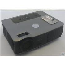 Dell 2400MP DLP Projector VGA Composite w/ Broken Foot - 1661 Lamp Hours