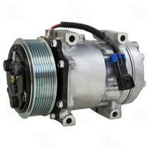 AC Compressor Sanden SD7H15 8 Groove (One Year Warranty) R158571