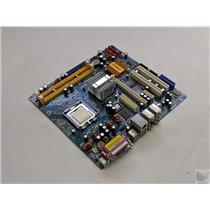 ASRock ConRoe1333-D667 Motherboard w/ CPU Intel Pentium D 3.2 GHz