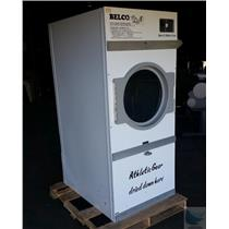 Belco Athletic Laundry Equipment ADE30S Electric Dryer with Equipment Drawer