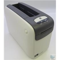 Zebra HC100-3001-0100 USB Ethernet Thermal Wristband Printer TESTED & WORKING