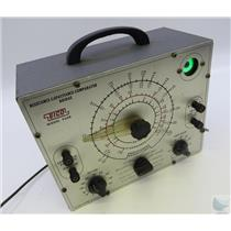 Eico 950B Magic Eye Resistance-Capacitance-Comparator Bridge POWER ON TEST ONLY