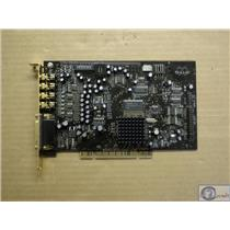 Dell CT602 Creative Labs Sound Blaster X-Fi XtremeMusic 7.1CH PCI Sound Card