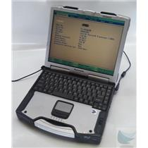 Panasonic ToughBook CF-29 Intel Pentium 1.6 GHz Laptop POWER ON & POST