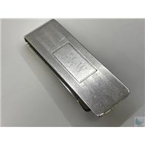 Tiffany & Co. Sterling Silver Money Clip Holder 18.9 Grams From Lost & Found
