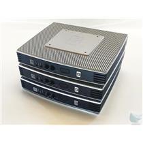 Lot of 3 HP t5740e Thin Client w/ CPU Intel Atom 1.66GHz 4 GB FLASH 2 GB RAM