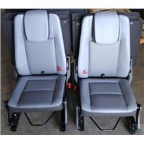 NEW Pair Of 2017 Ford Transit Connect XL LWB 3rd Row Seats