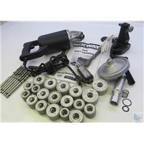 Kwik-Way SGH Valve Seat Grinder Motor Model KVGI W/ Accessories TESTED & WORKING