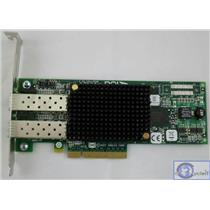 HP Emulex PCIe Dual Port 8Gb Fibre Channel HBA 489193-001 LPE12002 AJ763-630002