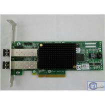 Dell Emulex LPE12002 8GB Dual Port Fibre Channel HBA PCI-e C856M w/ SFPs
