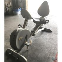 Tunturi E60R Recumbent Exercise Bicycle TESTED & WORKING