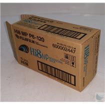 Fujifilm Hi8 MP P6-120 D 10 pcs Professional Grade Photo Film