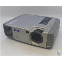 Epson Powerlite 820p EMP-810UG Projector VGA S-Video RCA - 649 Lamp Hours