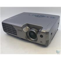 Epson Powerlite 821p EMP-821 3LCD Projector VGA S-Video RCA - 39 Lamp Hours