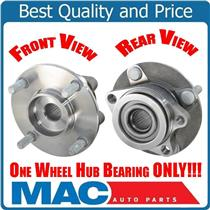 (1) 100% Torque Tested WHEEL BEARING HUB Fits 07-12 Versa Without ABS FWD FRONT