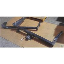 Lot of 2 Crown Victoria 4000LBS & 2000LBS Max Capacity Trailer Hitch Receivers