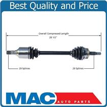 (1) 100% New NI-8212 CV Axle Shaft - New, Front Left Fits Quest 04-06 4 Speed
