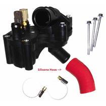 Austekk - K-8592-AGDS - Thermostat Housing w/Srew In Sensors