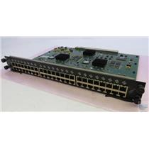 Foundry Networks JetCore 48-Port 10/100 Base-TX Expansion Module J-B48E-A