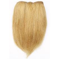 "mohair weft  coarse / strawberry blonde 25  straight hair 5-7 x 200"" 25606  FP"