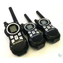 Lot of 3 Motorola MR350R 35mi 2 Way Radio TESTED & WORKING