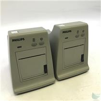 Lot of 2 Philips 862120 Recorder USB Printer UNTESTED