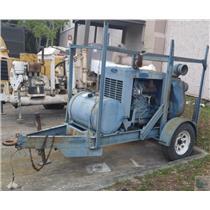 Purpose Built Gorman-Rupp Series 10 Water Pump Ford Diesel Engine 16C2 Pump