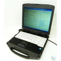 General Dynamics GD8200 Laptop w/ Intel i7-2655LE 2.2 GHz 4 GB RAM 320 GB HDD