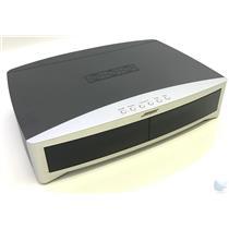 Bose Model AV3-2-1 II Media Center CD/DVD Player UNTESTED