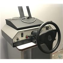 RECYCLED UNSOLD SSI Interactive Modular Driving Simulator Model S 3100 Powers ON