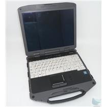 General Dynamics GD8200 Laptop 4 GB RAM NO POWER FOR PARTS #2