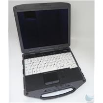 General Dynamics GD8000 Laptop w/ Core2 Duo 1.86 GHz 4 GB RAM NO POWER FOR PARTS