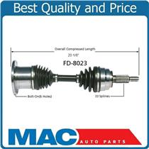 (1) 100% New CV Axle Shaft For 97-02 Expedition 97-03 F150 Front Left or Right
