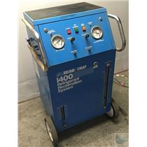 IG-LO 1400 R12 Refrigerant Reclamation Systems SEE DESCRIPTION
