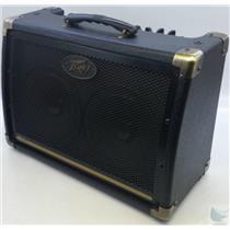 Peavey Ecoustic E208 Amplification system w/analog Chorus & Spring Reverb WORKS!