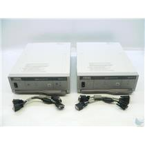 Lot of 2 Karl Storz 202045 20 SCB aida DVD-M Video Endoscopy Recorders