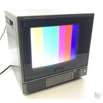 Sony CVM-1271 Trinitron Color Receiver Monitor TESTED & WORKING