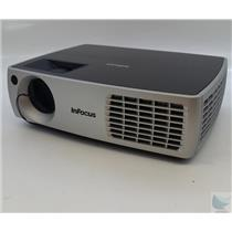 InFocus IN3106 DLP Projector HDMI with 1570.98 Lamp Hours - See Description
