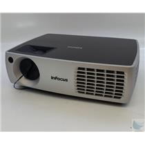 InFocus IN3106 DLP Projector HDMI with 1609 Lamp Hours - See Description
