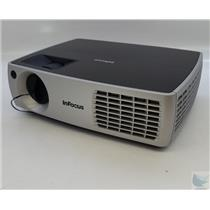 InFocus IN3106 DLP Projector HDMI with 2096.28 Lamp Hours - See Description