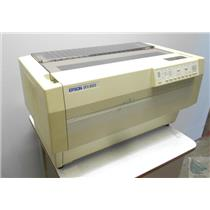 Epson DFX-8500 Serial Parallel Dot Matrix Printer SEE DESCRIPTION